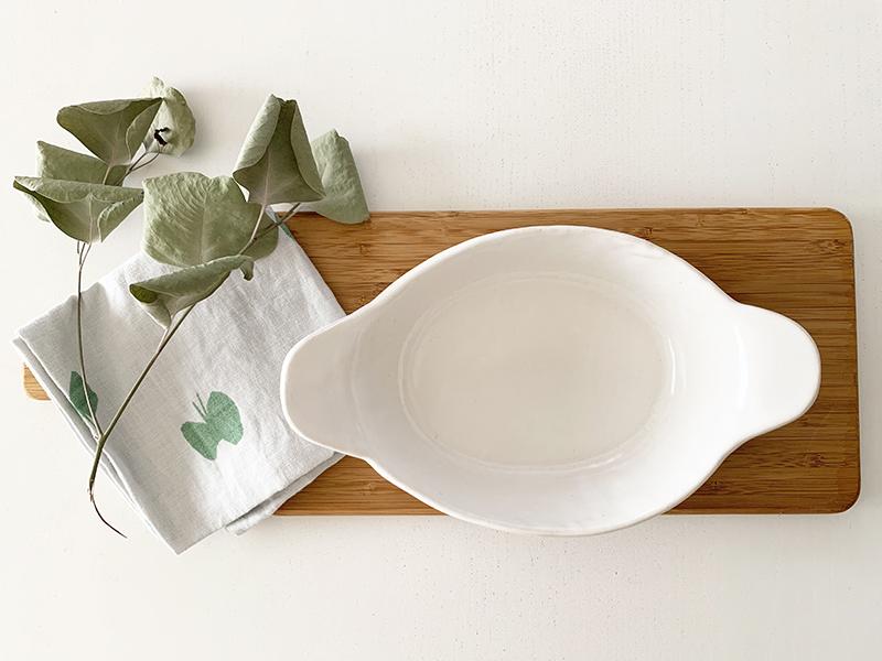グラタン皿作りと陶アクセサリー作り 特別価格